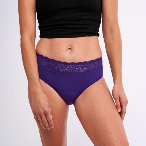 Modibodi - Culotte Sensual High-Waist Bikini