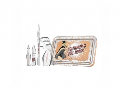 Benefit Cosmetics - Feathered & Full Brows