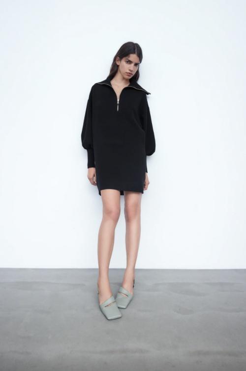 Zara - Robe zippée