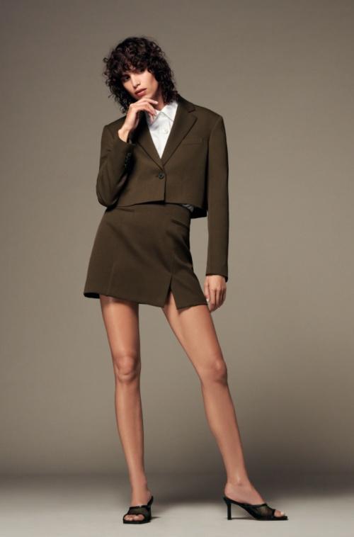 Zara - Jupe à poches
