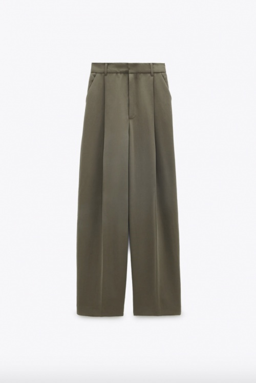Zara - Pantalon large