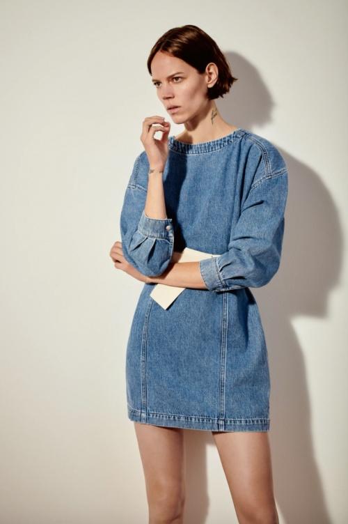 Zara - Robe en jean