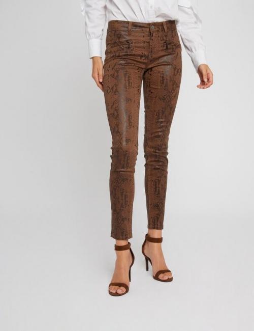 Morgan - Pantalon imprimé
