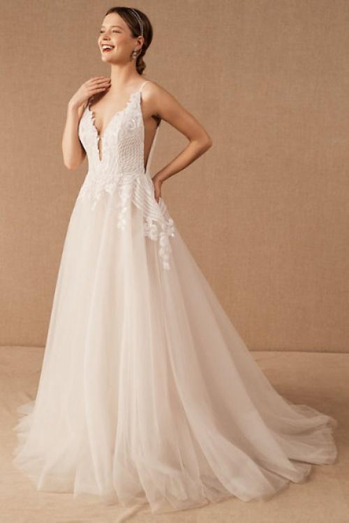 BHLDN - Robe de mariée
