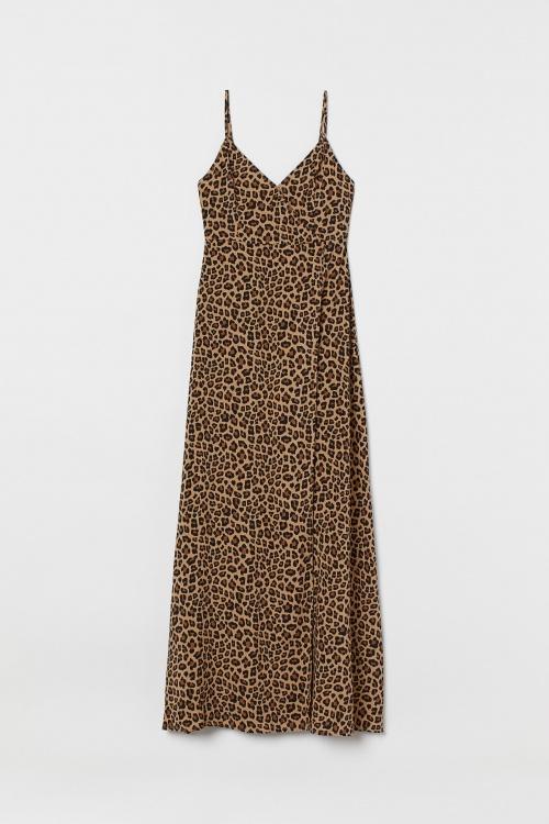 H&M - Robe longue imprimée