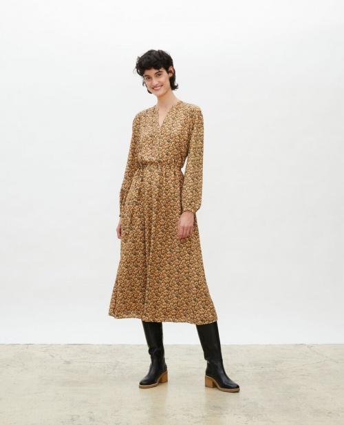 Comptoir des cotonniers - Robe col V