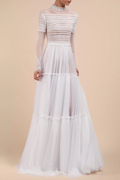 Costarellos - Robe de mariée