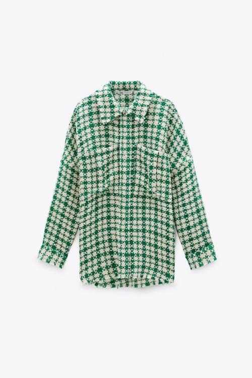 Zara - Veste tweed