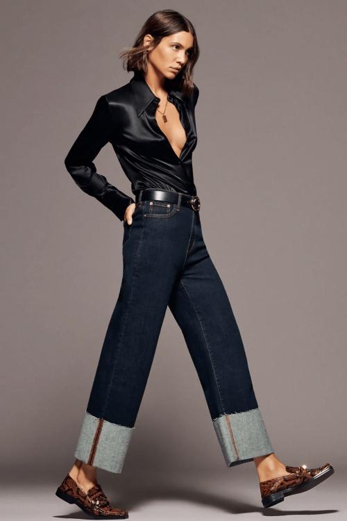 Zara - Jeans Wide Leg