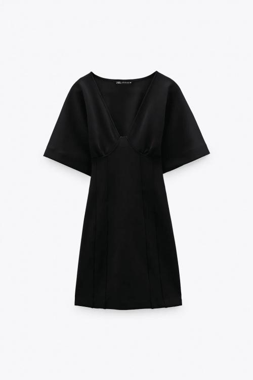 Zara - Robe néoprène