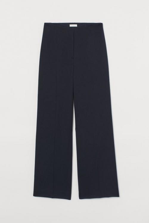 H&M - Pantalon en laine mélangée