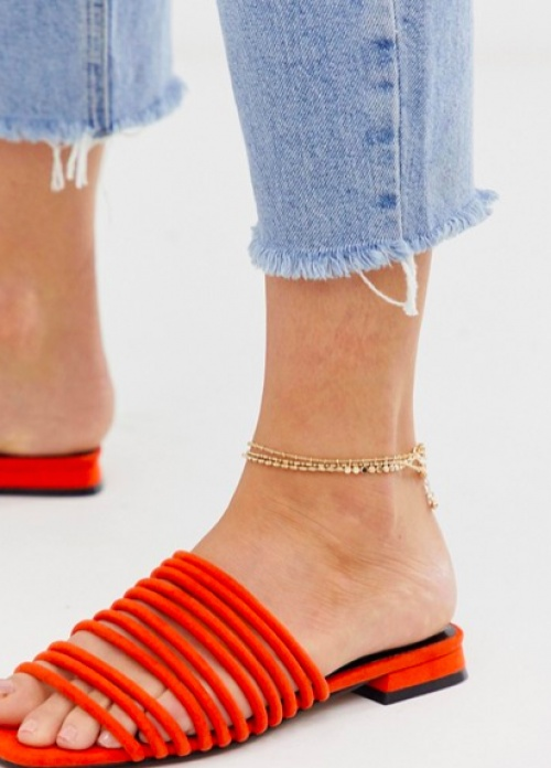 Asos DESIGN - Bracelet cheville