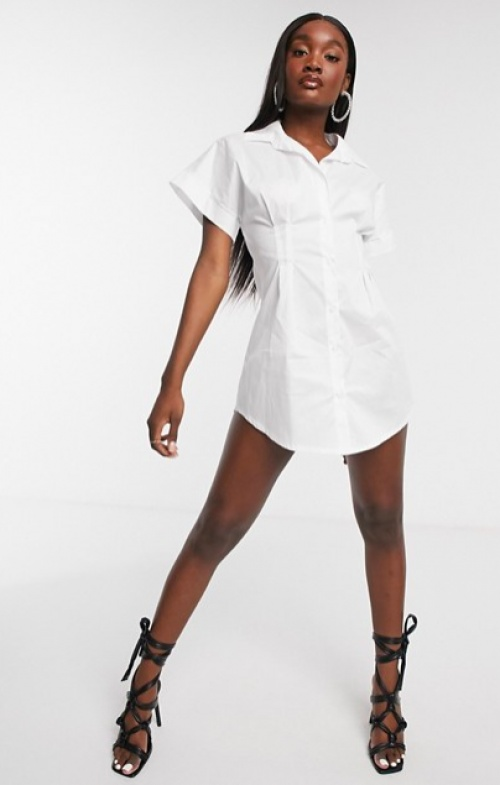 Femme Luxe - Robe chemise