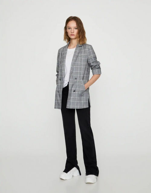 Pull and Bear - Veste tailleur