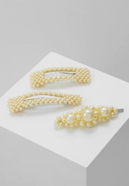 Vero Moda - Barrettes perles
