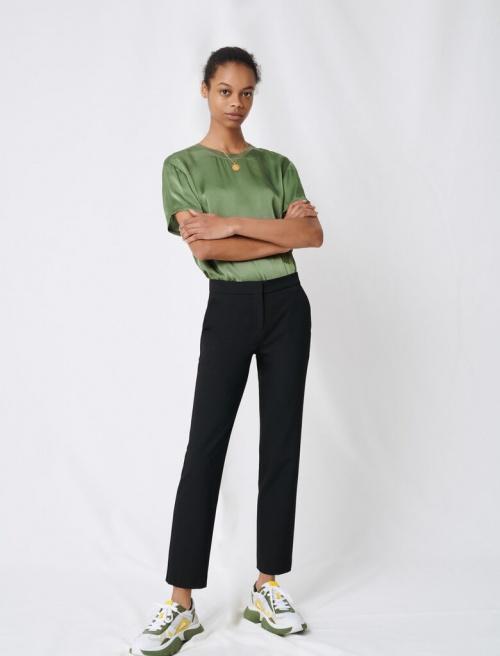 Maje - Pantalon tailleur
