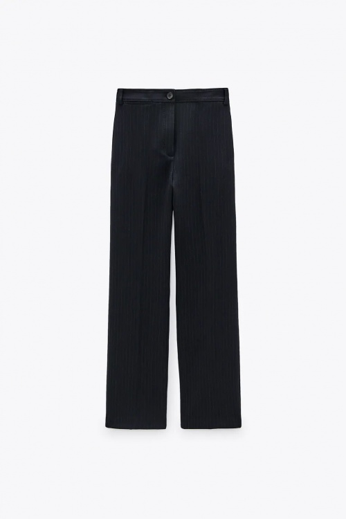 Zara - Pantalon à rayures