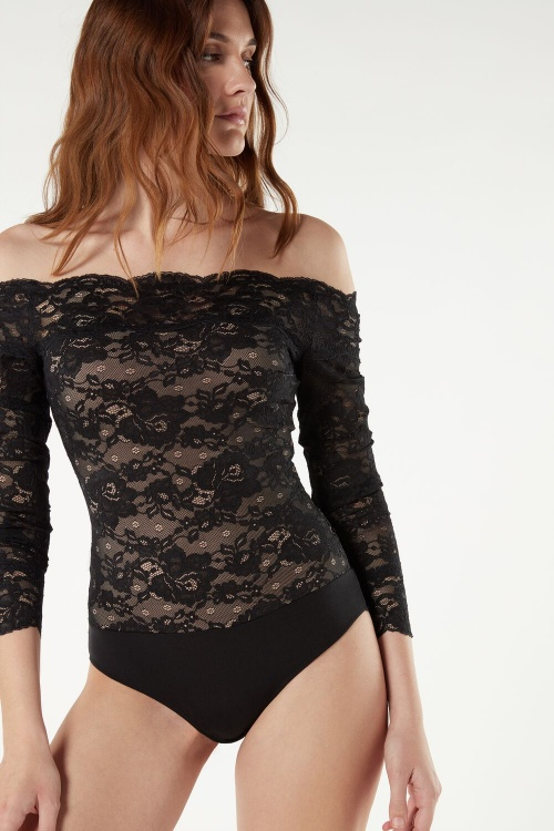 Intimissimi - Body à manches longues