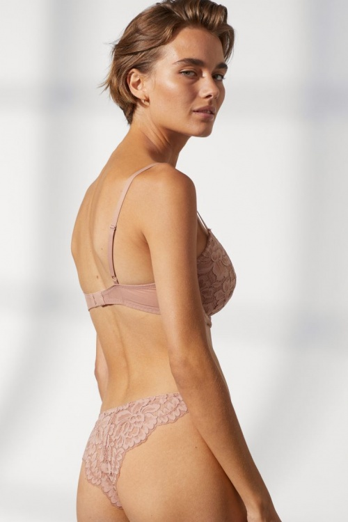 H&M - Culotte brazilian dentelle