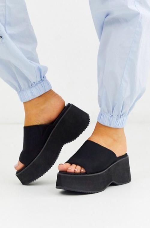 Asos DESIGN - Sandales à plateforme