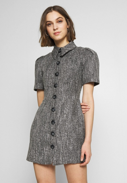 CMEO Collective - Robe chemise dos nu