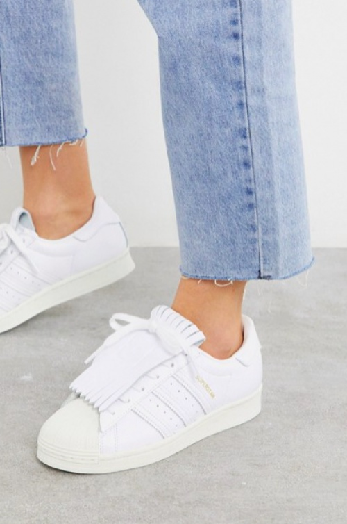 Adidas - Superstar à franges