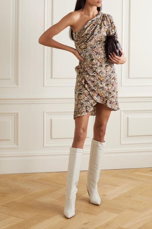 Isabel Marant - Robe asymétrique