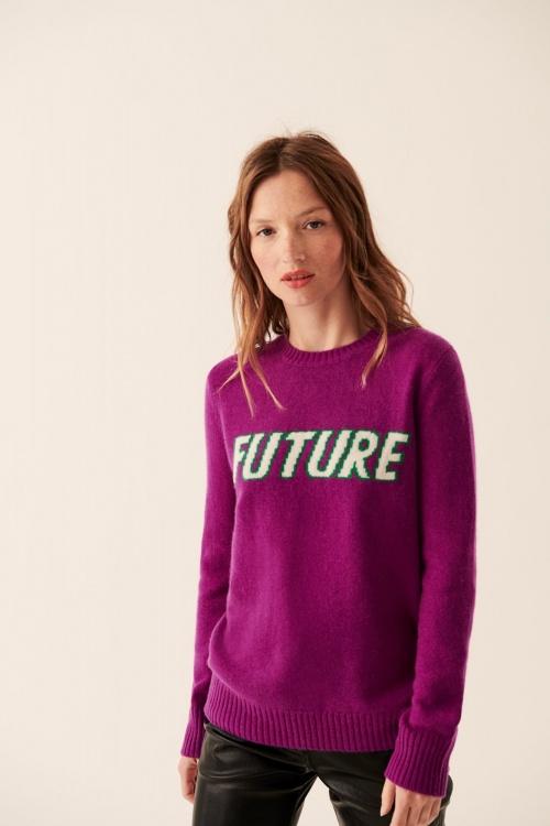 From Future - Col rond bicolore