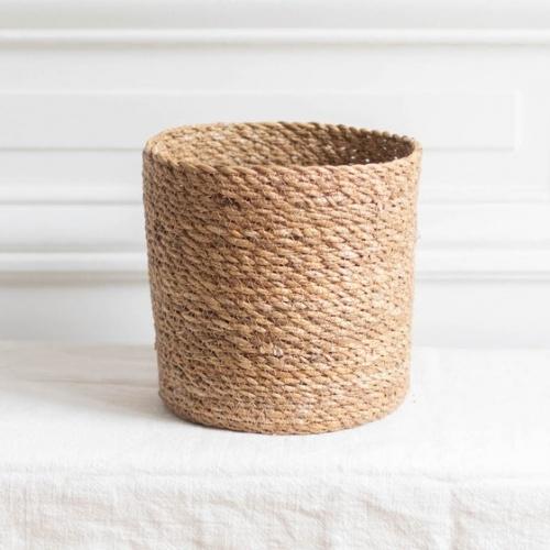 Bergamotte -Cache pot naturel