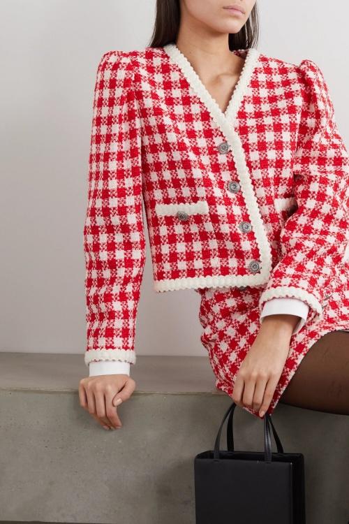Miu Miu - Veste en tweed