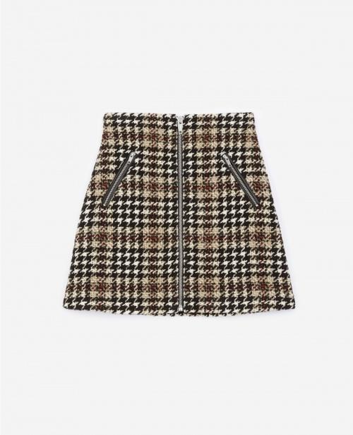 The Kooples - Jupe en tweed