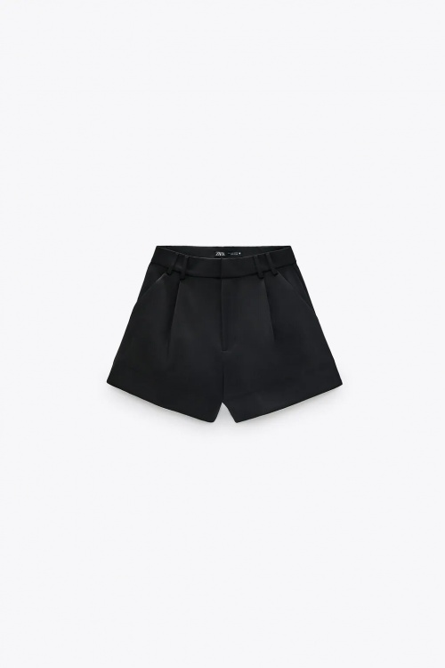 Zara - Short satiné