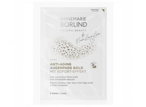 Anne Marie Borlind - Anti-Aging Augenpads Gold