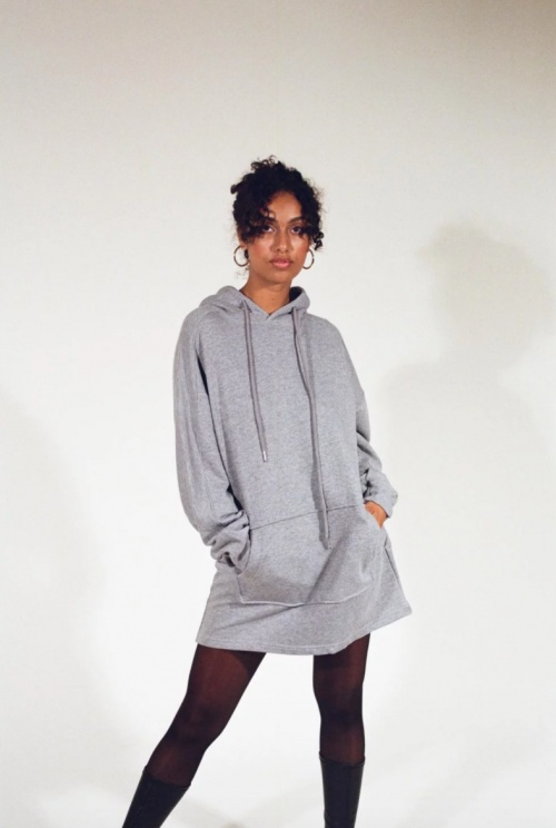 Bizance Paris - Robe sweat