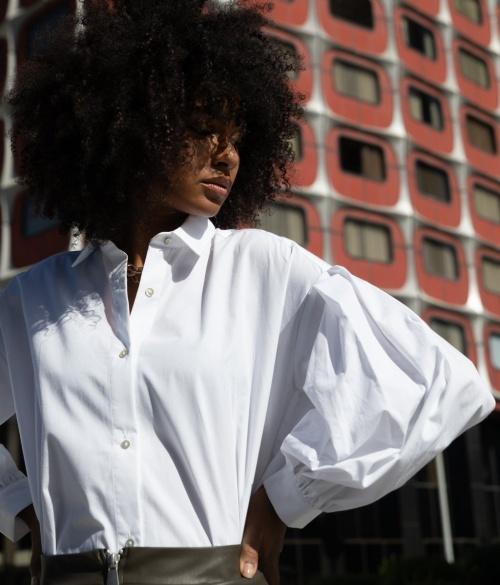 Parisienne et Alors - Chemise en coton