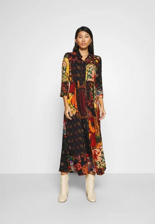 Desigual - Robe longue