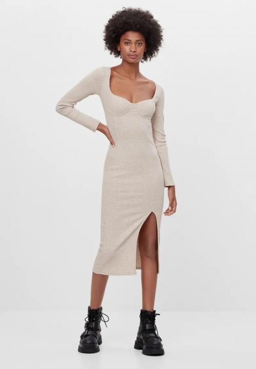 Bershka - Robe fourreau