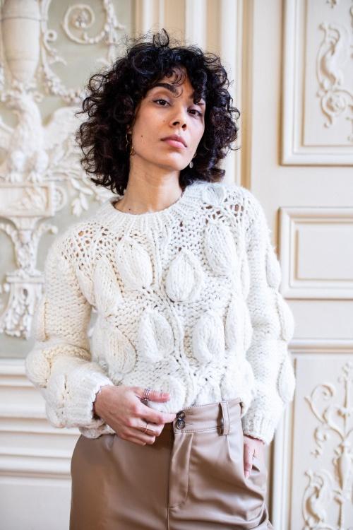 Stella Pardo - Pull en laine