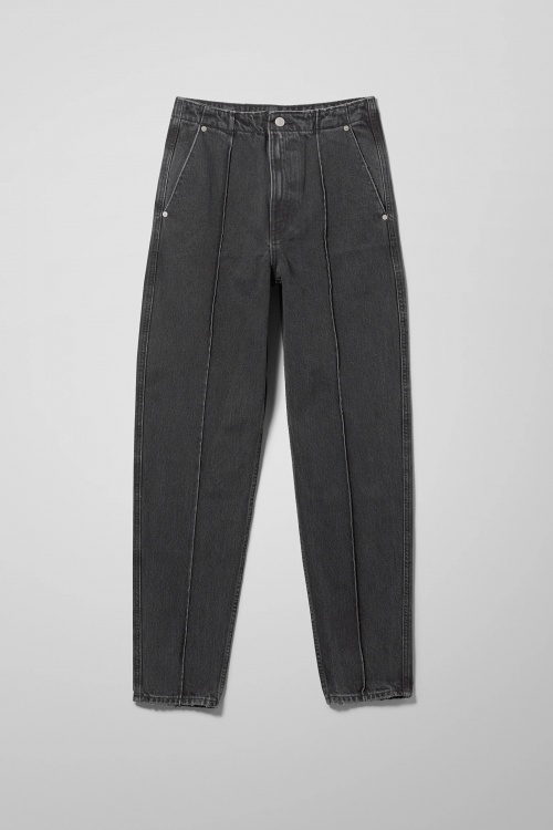 Weekday - Jean coutures apparentes