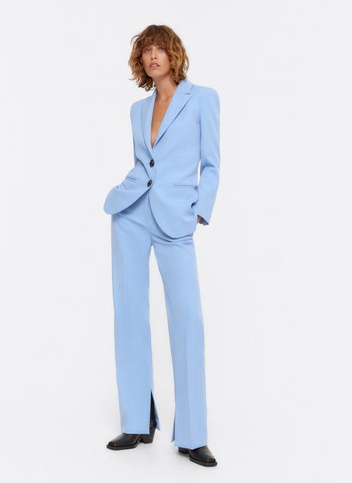 Uterque - Pantalon bleu
