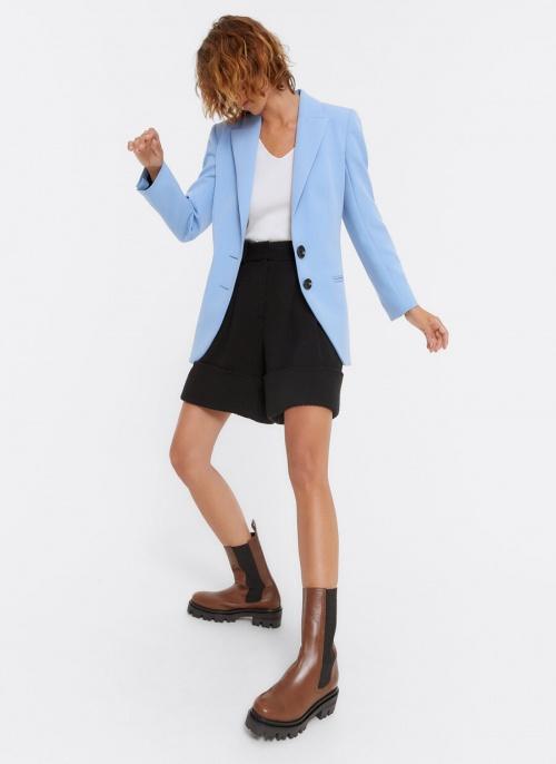 Uterque - Blazer bleu