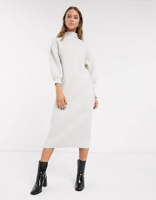 ASOS DESIGN - Robe Pull
