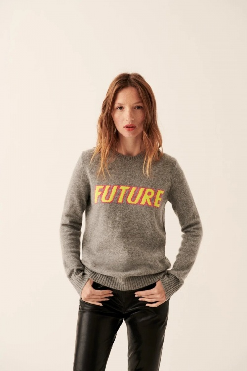 From Future - Pull cachemire