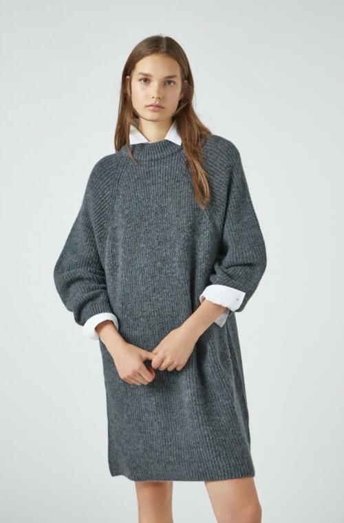 Pull & Bear - Robe pull