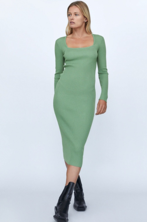 Zara - Robe pull