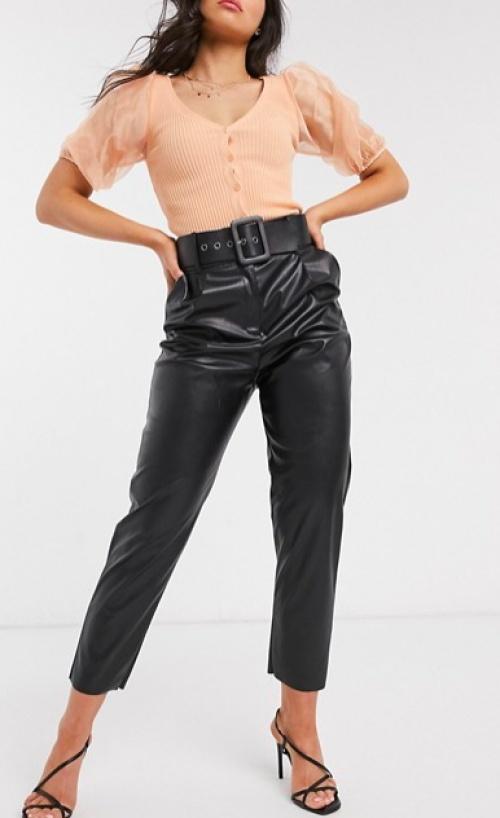 Style Cheat - Pantalon avec ceinture