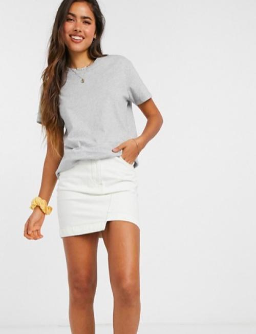 Asos DESIGN - T-shirt en coton biologique