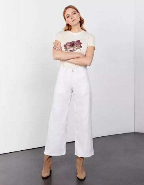 Reiko Jeans - Jean blanc