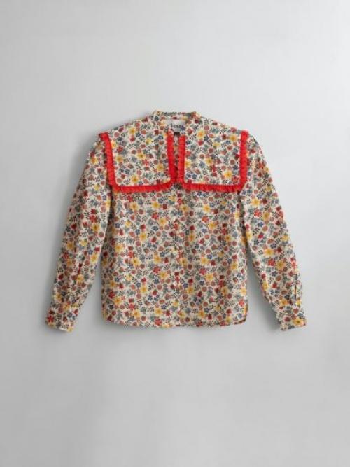 La Veste - Chemise à fleurs