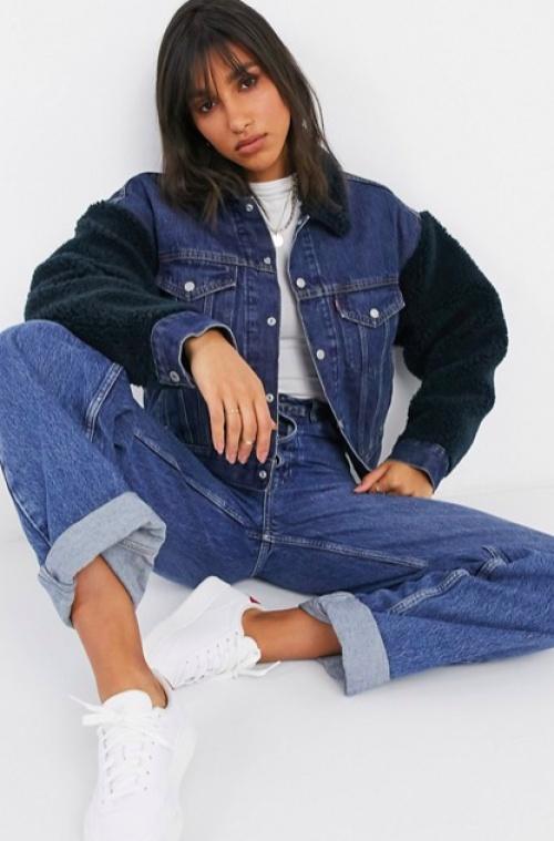 Levi's - Veste camionneur en jean